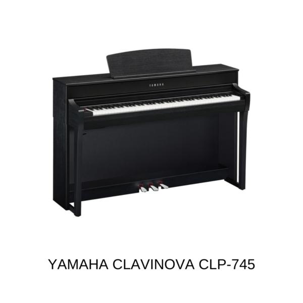 Clavinova CLP745 Digital Piano