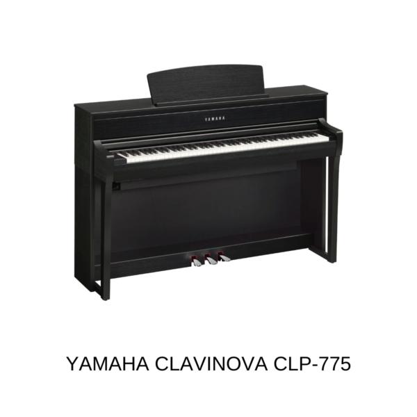 Clavinova CLP775 Digital Piano